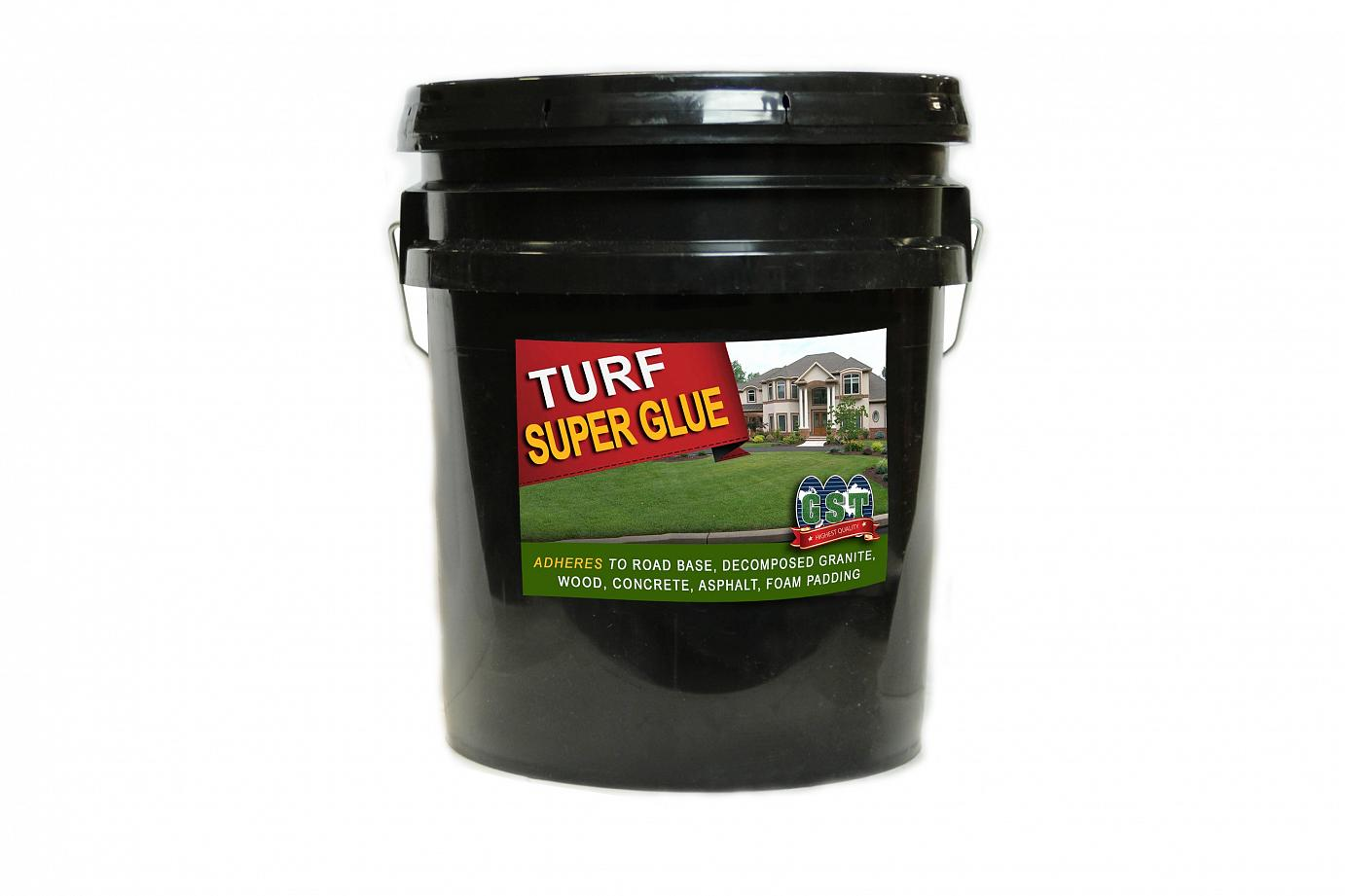 Turf Super Glue 5 Gallons Artificial Grass Synthetic Grass Tools Installation | Texas Grass