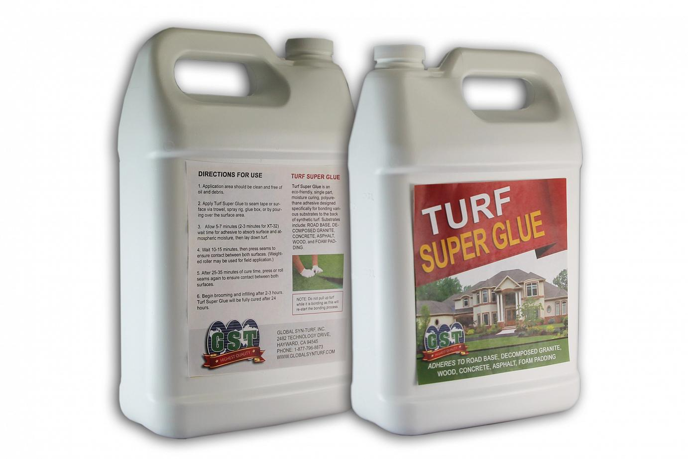 Turf Super Glue Artificial Grass Synthetic Grass Tools Installation | Texas Grass