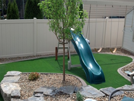 Artificial Grass Photos: Artificial Grass DeSoto, Texas Playground Safety, Backyard Landscaping