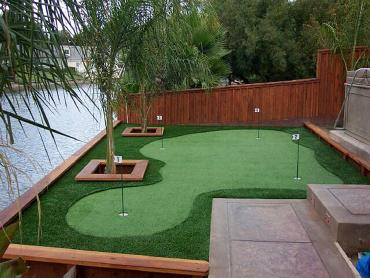 Artificial Grass Photos: Artificial Grass Installation Sinton, Texas Landscaping, Backyard Landscaping
