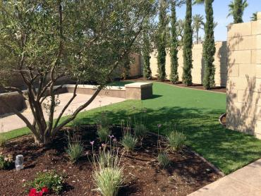 Artificial Grass Photos: Artificial Lawn Corinth, Texas Paver Patio, Backyard Designs