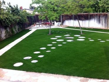 Artificial Lawn Marshall, Texas Landscape Ideas, Backyard Landscaping Ideas artificial grass