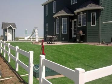 Artificial Grass Photos: Artificial Lawn North Richland Hills, Texas, Front Yard Landscape Ideas