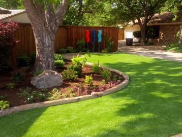 Artificial Grass Photos: Best Artificial Grass Graham, Texas Lawns, Beautiful Backyards