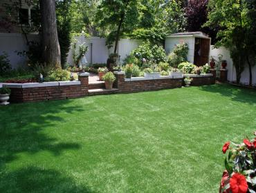 Fake Grass Carpet Hondo, Texas Lawn And Garden, Backyard Garden Ideas artificial grass