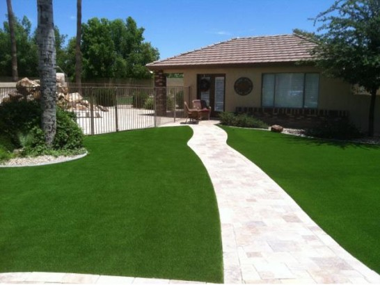 Artificial Grass Photos: Fake Grass Paris, Texas Landscaping, Front Yard Landscape Ideas
