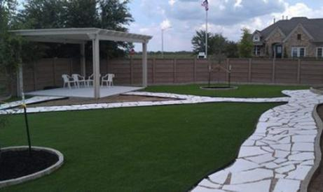 Artificial Grass Photos: Fake Lawn Eagle Pass, Texas Lawns, Beautiful Backyards