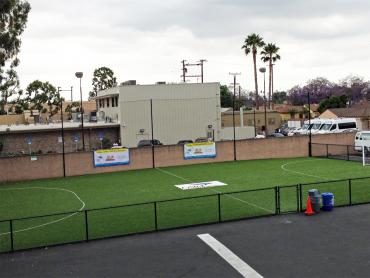 Artificial Grass Photos: Fake Turf Bedford, Texas Soccer Fields, Commercial Landscape