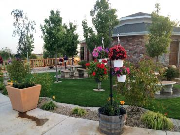 Artificial Grass Photos: Grass Carpet Coppell, Texas Roof Top, Commercial Landscape