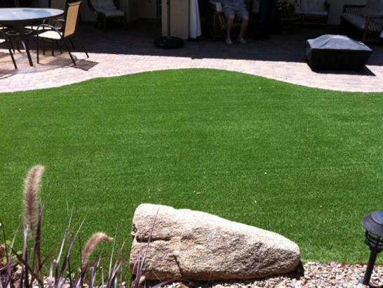 Artificial Grass Photos: Installing Artificial Grass Cotulla, Texas Landscape Design, Pavers