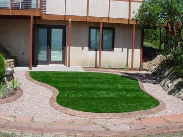 Artificial Grass Photos: Installing Artificial Grass Spring, Texas Landscape Design, Front Yard Ideas