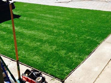 Plastic Grass Nurillo, Texas Lawn And Landscape artificial grass
