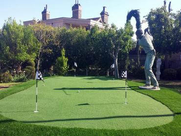 Artificial Grass Photos: Synthetic Grass Cost Sunnyvale, Texas Putting Green Carpet, Backyard Designs