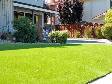 Artificial Grass Photos: Synthetic Grass Hudson, Texas Landscape Rock, Front Yard Landscaping Ideas