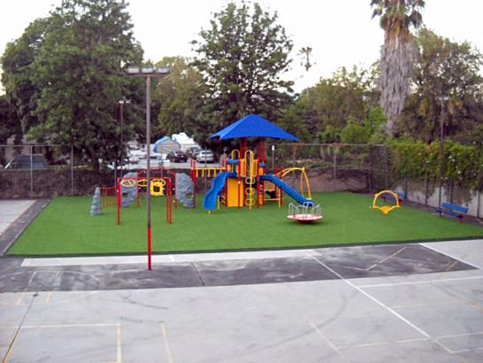 Artificial Grass Photos: Turf Grass Llano, Texas Playground, Commercial Landscape