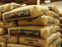 Kiln Dry Silica Sand Synthetic Grass