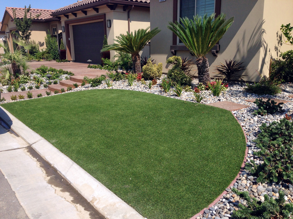 Turf grass bellaire texas rooftop front yard landscaping for Cost to landscape front yard